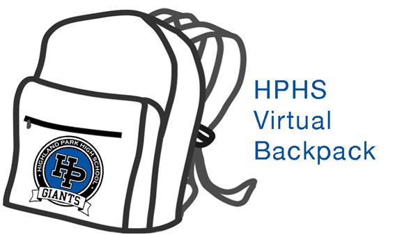 HPHS Virtual Backpack